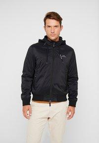 Armani Exchange - Summer jacket - black - 0