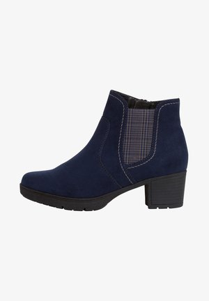 STIEFELETTE - Ankle boots - navy