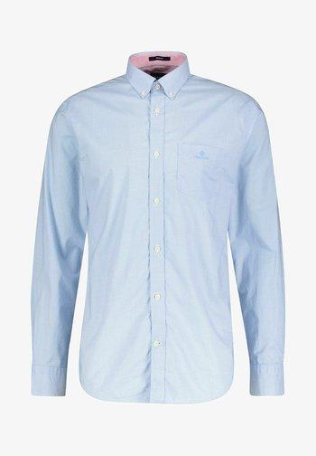 REGULAR FIT - Shirt - bleu