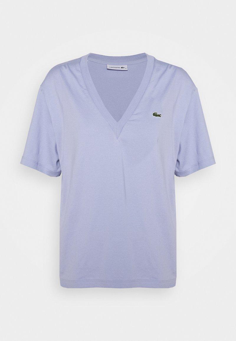 Lacoste - T-shirt basique - freesia