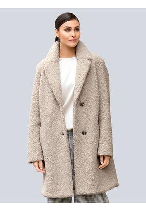 MANTEL - Winter coat - beige