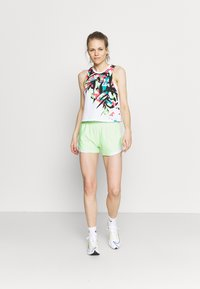 Under Armour - RUN FLORAL TANK - Top - white - 1