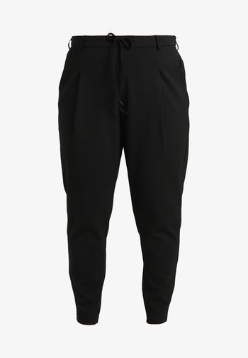 ZMADDISON CROPPED PANT - Tracksuit bottoms - black