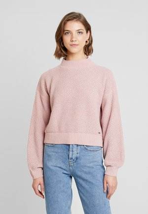 MATTE MOCK - Jumper - light pink