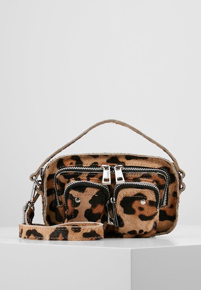 HELENA - Käsilaukku - brown