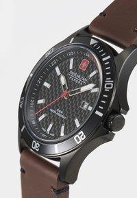 Swiss Military Hanowa - FLAGSHIP RACER - Watch - black - 5