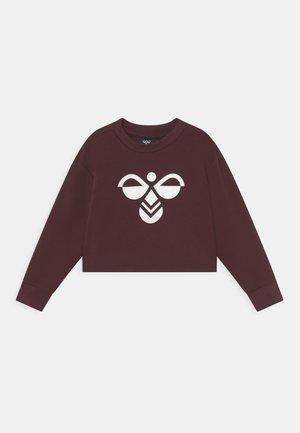 CINCO - Sweatshirt - fudge