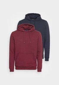 HALE 2 PACK - Sweatshirt - navy / berdaux