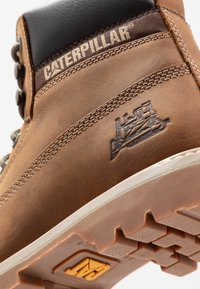 Cat Footwear - COLORADO - Veterboots - dark beige - 5