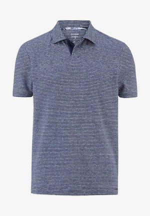 Polo shirt - rauchblau