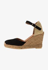 Kurt Geiger London - MONTY - High heeled sandals - black - 1