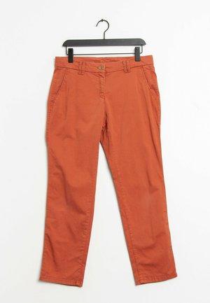 Chinos - orange