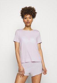 Anna Field - Basic short set - Pyjama - lilac - 0