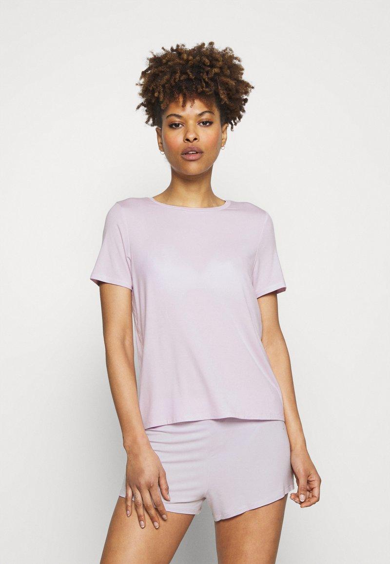 Anna Field - Basic short set - Pyjama - lilac
