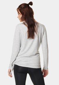 Noppies - HEATHER - Long sleeved top - grey melange - 2