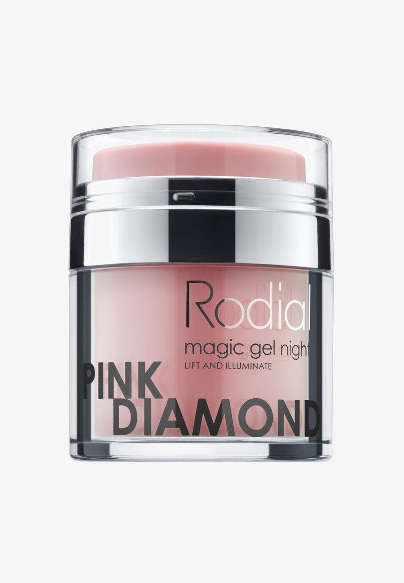 Rodial - PINK DIAMOND MAGIC GEL NIGHT 50 ML - Night care - -
