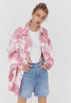 Summer jacket - pink