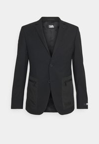 KARL LAGERFELD - JACKET NILE - Sako - black - 0