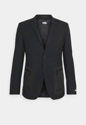 JACKET NILE - Blazer jacket - black