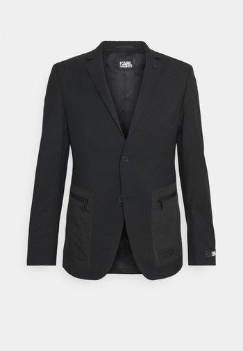 JACKET NILE - Blazer jacket - black