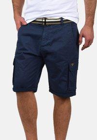 Blend - BRIAN - Shorts - navy - 0