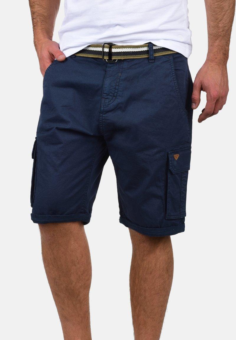 Blend - BRIAN - Shorts - navy