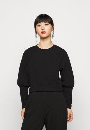 PCROSAN - Long sleeved top - black