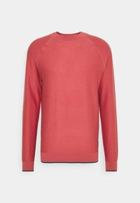 Scotch & Soda - CLASSIC HIGH NECK - Neule - pink smoothie - 0