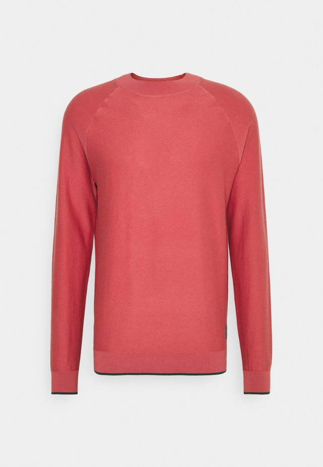 CLASSIC HIGH NECK - Jersey de punto - pink smoothie