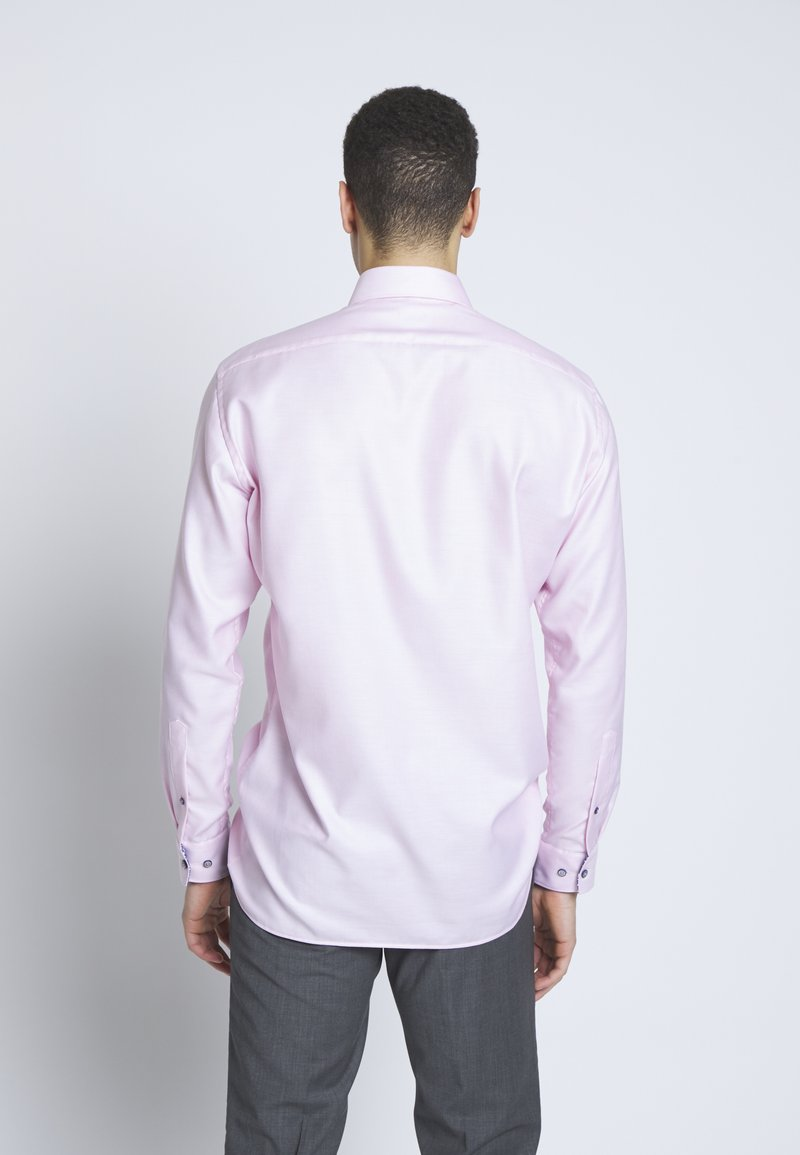OLYMP - OLYMP LUXOR MODERN FIT - Shirt - rose