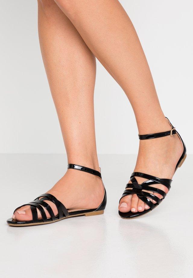 PAO - Sandals - black
