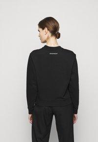 Emporio Armani - Sweatshirt - nero - 2