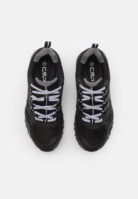 CMP - ZANIAH SHOE WP - Zapatillas de trail running - nero - 3