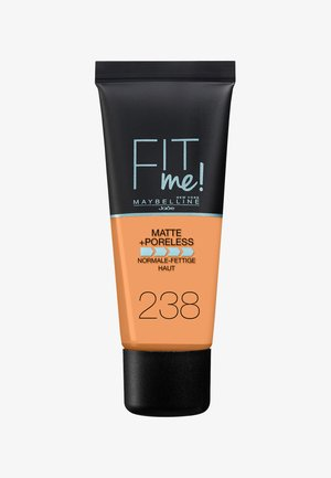 FIT ME MATTE & PORELESS MAKE-UP - Foundation - 238 rich tan