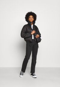 Weekday - HEDDA PUFFER JACKET - Zimní bunda - black - 1