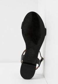 Emporio Armani - Sandals - black - 4