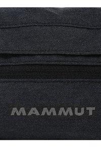 Mammut - CLASSIC BUMBAG - Sac banane - black - 5
