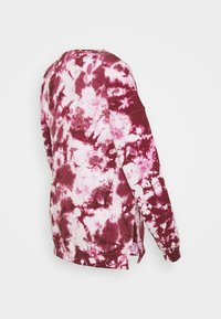 Missguided Maternity - MAMA TIE DYE - Sweatshirt - raspberry - 1