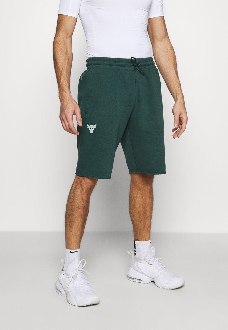 Under Armour - ROCK SHORT - Sports shorts - ivy