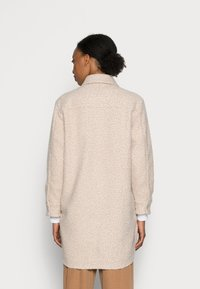 Opus - HALORE  - Classic coat - cream melange - 2