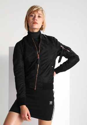 Bomber Jacket - black/copper