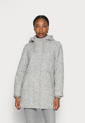 HOODY - Klasický kabát - light grey