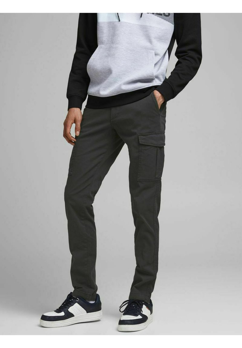Jack & Jones - Cargobyxor - black