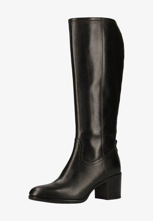 Boots - schwarz c9999