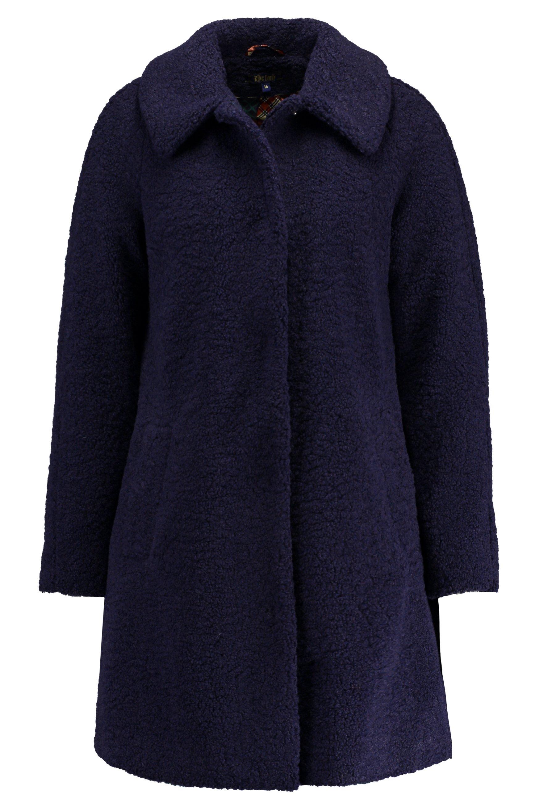 BETTY COAT MURPHY Winterjas blue
