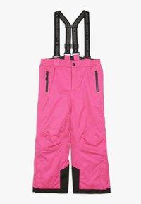 LEGO Wear - PLATON 725 SKI PANTS - Zimní kalhoty - dark pink - 0