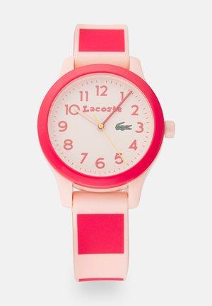 KIDS UNISEX - Watch - red/pink
