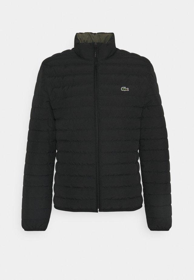 Veste mi-saison - black/tank