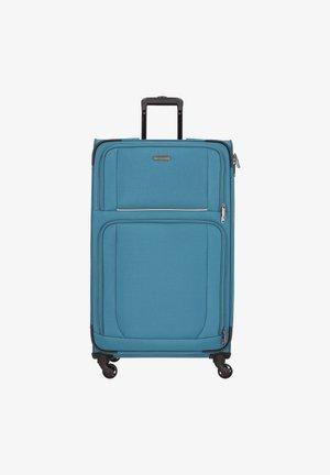Luggage - petrol-grau