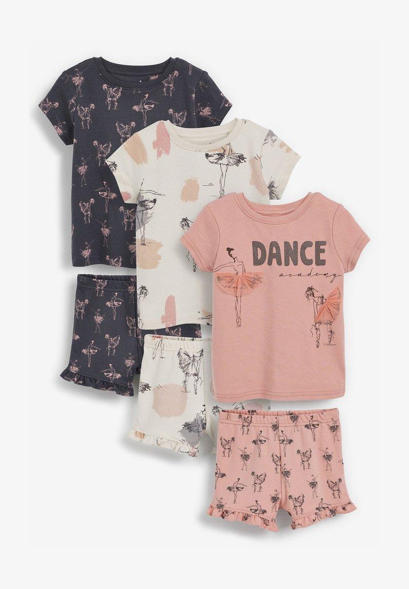 Next - 3 PACK - Pyjama set - multi coloured